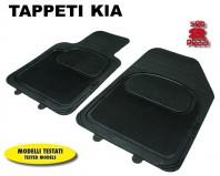 Tappeti Anteriori in Gomma COMFORT per Auto KIA