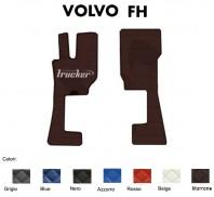 Tappeti su Misura Trucker in Ecopelle per Camion VOLVO FH Cabina T1 T2 T3 T4