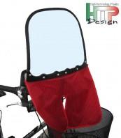 Parabrezza o Paravento Bici Protezione Bimbo HTP