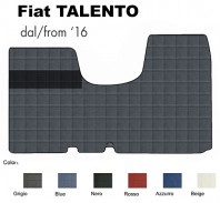 Tappeto Furgone su Misura Nuovo Fiat TALENTO dal 2016 in poi