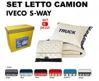 Set da Letto su Misura per Camion IVECO S-WAY