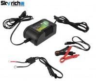 Caricabatterie Mantenitore di Carica per Batterie al LITIO 12V