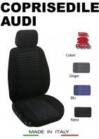 Coprisedili Anteriore Tessuto Imbottito per Auto AUDI con AIRbag TREND 2Pz.