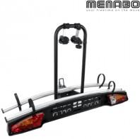 Portabici e-Bike Posteriore da Gancio Traino Auto MENABO 2 Posti