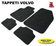 Tappeti in Moquette 4 Pz. EXCLUSIVE per Auto VOLVO