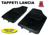 Tappeti Anteriori in Gomma COMFORT per Auto LANCIA
