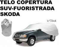 Telo Copriauto da Esterno per SUV e Fuoristrada SKODA