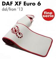 Copricruscotto Camion su Misura per DAF XF Euro6 STOCK/FINE SERIE