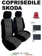 Coprisedili Anteriore per Auto SKODA con o senza AIRbag JOLLY 2Pz