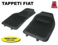 Tappeti Anteriori in Gomma COMFORT per Auto FIAT