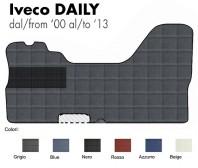 Tappeto Furgone su Misura IVECO Daily dal 2000 al 2013
