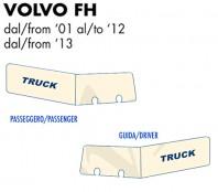 Coprisupporti Sedile (guida+passeggero) per Camion VOLVO FH