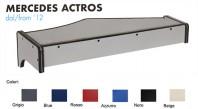 Tavolino Cruscotto su Misura per Camion Mercedes ACTROS dal 2012 in poi