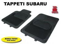 Tappeti Anteriori in Gomma COMFORT per Auto SUBARU
