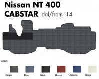 Tappeto Furgone su Misura Nissan NT400 CABSTAR dal 2014 in poi
