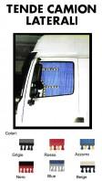 Tende da Camion Universali per Vetri Laterali in Microfibra