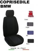 Coprisedili Anteriore Tessuto Imbottito per Auto BMW con AIRbag TREND 2Pz.