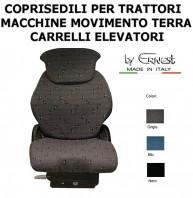 Coprisedile Trattore Macchine Movimento e Carrelli Elevatori per Sedile GRAMMER PRIMO e COMPACTO