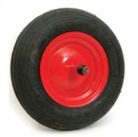 Cerchio con Copertone + Camera Carriola 3.50-8