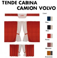 Tende Cabina Oscuranti per Camion VOLVO FL FM FH Cabina GLOBETROTTER/XL