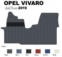 Tappeto Furgone su Misura per Opel VIVARO dal 2019 in poi