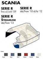Copricofano Copertura Cofano su Misura per Camion SCANIA Serie R e Serie R StreamLine