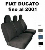 Coprisedili Furgone 3 Posti Fiat DUCATO fino al 2001