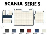 Tappeti su Misura per Camion SCANIA Serie S