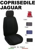 Coprisedili Anteriore Tessuto Imbottito per Auto JAGUAR con AIRbag TREND 2Pz.