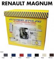 Kit Interno Cabina Completo su Misura per Camion Renault MAGNUM