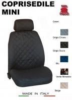 Coprisedili Anteriore per Sedile Auto MINI con AIRbag TEAM 2Pz.