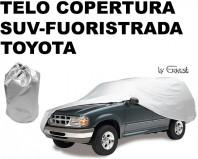Telo Copriauto da Esterno per SUV e Fuoristrada TOYOTA
