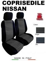 Coprisedili Anteriore per Auto NISSAN con o senza AIRbag JOLLY 2Pz