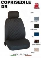 Coprisedili Anteriore per Sedile Auto DR con AIRbag TEAM 2Pz.