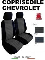 Coprisedili Anteriore per Auto CHEVROLET con o senza AIRbag JOLLY 2Pz.