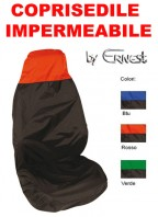 Coprisedile Protezione Sedile Auto e Furgone Singolo in Nylon IMPERMEABILE