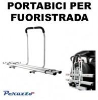 Portabici Auto per Fuoristrada 4x4 Fissaggio Ruota di Scorta Posteriore