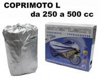 Telo Impermeabile Copri-Scooter e Moto 250cc>500cc