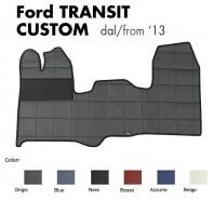 Tappeto Furgone su Misura per Ford Transit Custom dal 2013 in poi