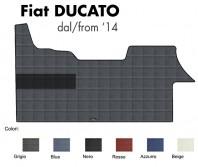 Tappeto Furgone su Misura Fiat Ducato dal 2014 in poi