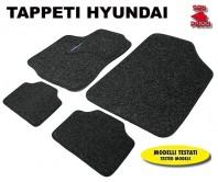 Tappeti in Moquette 4 Pz. EXCLUSIVE per Auto HYUNDAI