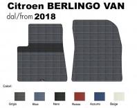 Tappeto Furgone su Misura Citroen Berlingo VAN dal 2018 in poi