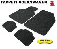 Tappeti in Moquette 4 Pz. EXCLUSIVE per Auto VOLKSWAGEN