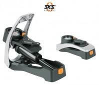 Pompa a Piede da Bici Raccordo Universale con Manometro AIRSTEP 7 BAR