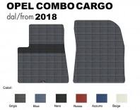 Tappeto Furgone su Misura Opel Combo Cargo dal 2018 in poi