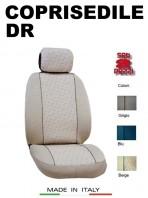 Coprisedili Anteriore per Auto DR con AIRbag GRIFFE 2Pz.