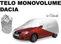 Telo Copriauto da Esterno per Monovolume o Minivan DACIA