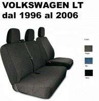 Coprisedili Furgone 3 Posti VolksWagen LT dal 1996 al 2006