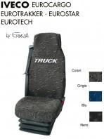 Coprisedile in Tessuto Super Resistente per Camion IVECO EUROCARGO EUROTECH EUROTRAKKER EUROSTAR