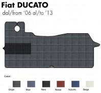 Tappeto Furgone su Misura Fiat Ducato dal 2006 al 2013